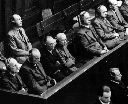 Galactus Traduzioni Milano: Con il processo di Norimberga del 1945 nasce professione di interprete traduttore in simultanea