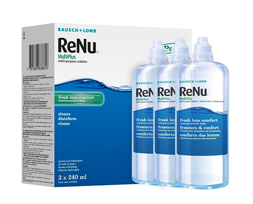 Galactus Translations was appointed to translate the informative documentation for opticians and patients in relation to the commercialization of Bausch + Lomb's ReNu® MultiPlus products.