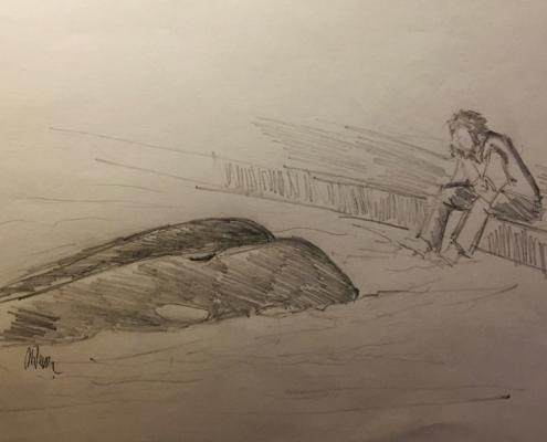 Augustin Corazón Abierto di Roberto Bubas- l'uomo che sussurrava alle orche - racconto