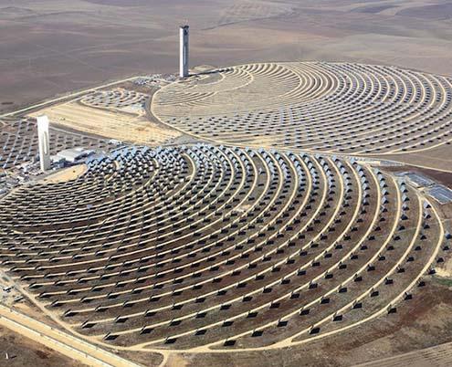 Galactus Traduzioni per il solare termodinamico Energie rinnovabili
