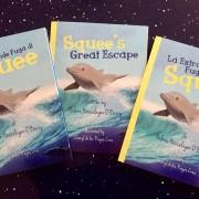 Galactus Traduzioni la grande Fuga di Squee - Libro per bambini